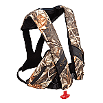ONYX M 24 DELUXED CAMOUFLAGE MANUAL INFLATABLE LIFE JACKET