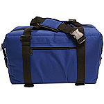 NorChill 24 Can Soft Sided Hot/ Cold Cooler Bag - Blue