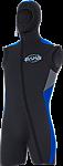 5MM Velocity Step-in Hooded Vest - Men