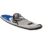 SEVYLOR QUIKPAK K3 COVERED SIT ON TOP INFLATABLE KAYAK