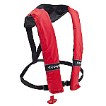 ONYX M 24 MANUAL INFLATABLE UNIVERSAL PFD RED