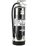 Hyperbaric Water Based Fire Extinguisher
