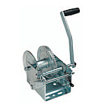 FULTON 2000# ROPE WINCH 2-SPD HP SERIES ROPE NOT INCLUDED