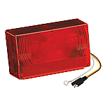 WESBAR SUBMERSIBLE TAILLIGHT LEFT/ROADSIDE OVER 80""