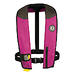 MUSTANG DELUXE MANUAL ADULT INFLATABLE UNIVERSAL PK/BK/CR