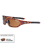 TIFOSI CORE POLARIZED TORTOISE SUNGLASSES