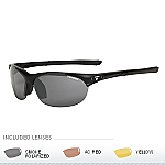 TIFOSI WISP POLARIZED MATTE BLACK INTERCHANGEABLE