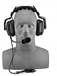 THB-13 Headset w/ Boom mic (included w/ CDK-6)