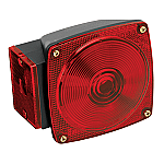 WESBAR 6-FUNCTION SUBMERSIBLE TAILLIGHT RIGHT/CURBSIDE
