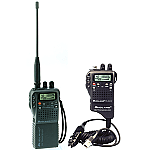 Midland 75-822 40 Channel Handheld CB w/Mobile Converter Kit