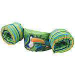STEARNS DELUXE PUDDLE JUMPER TOUCAN 30-50 LBS