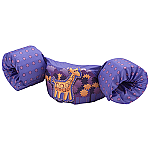 STEARNS DELUXE PUDDLE JUMPER GIRAFFE 30-50 LBS