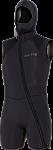 7MM Elastek Step-In Hooded Vest - Men (Coming Soon)