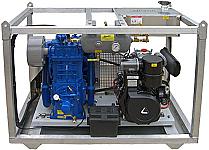 Quincy 370 LP Compressor-Diesel