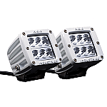 RIGID INDUSTRIES M-SERIES DUALLY D2 LED PAIR WIDE