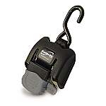 "BOATBUCKLE G2 RETRACTABLE TRANSOM TIE DOWN - 14-43"" -PAIR"